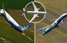 Máy bay thương mại mới của Boeing nhào lộn như chiến đấu cơ