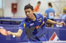 Giải bóng bàn Cây vợt vàng 2014 quy tụ nhiều tay vợt mạnh