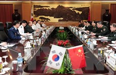 Hàn Quốc và Trung Quốc sắp thiết lập đường dây nóng quân sự