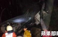 Ảnh, video hiện trường vụ tai nạn máy bay nghiêm trọng ở Đài Loan