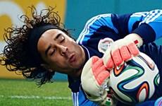 Hiện tượng ở World Cup 2014 Ochoa đã tìm được bến đỗ mới