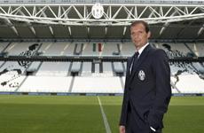 5 lý do để tin huấn luyện viên Allegri sẽ thất bại ở Juventus