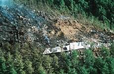 Nhật Bản tưởng niệm vụ tai nạn máy bay kinh hoàng năm 1985