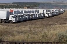 Ukraine không công nhận đoàn xe của Nga là hàng cứu trợ nhân đạo