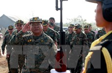 Campuchia và Mỹ cam kết đẩy mạnh các mối quan hệ song phương