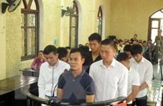 """Các cầu thủ The Vissai Ninh Bình nhận án phạt nặng vì """"đánh bạc"""""""
