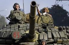Ukraine: Lực lượng đòi liên bang hóa chuyển sang phản công