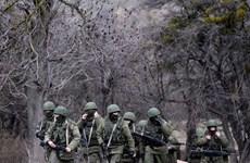 Pháp có bằng chứng binh sỹ Nga can thiệp vào miền Đông Ukraine