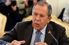 [Video] Ngoại trưởng Nga cảnh báo NATO không kết nạp Ukraine