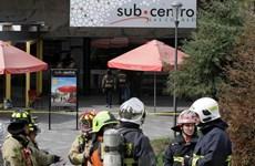 Cảnh sát Chile bắt 3 đối tượng mang thuốc nổ để chế tạo bom