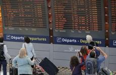Giao thông hàng không ở Pháp tiếp tục gián đoạn vì đình công