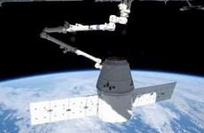 Tàu vũ trụ không người lái Dragon kết nối thành công với ISS