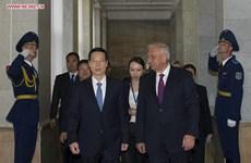 Trung Quốc và Belarus ký nhiều văn kiện hợp tác thương mại và văn hóa