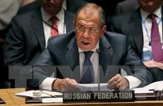 Ông Lavrov: Sẽ không có chạy đua vũ trang giữa Nga và Mỹ