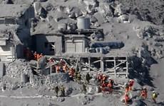 Nhật Bản công bố số người mất tích trong vụ núi lửa Ontake
