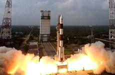 Ấn Độ phóng thành công vệ tinh dẫn đường IRNSS 1C tự tạo