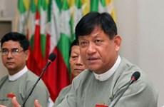 Myanmar cam kết cuộc tổng tuyển cử diễn ra tự do và công bằng
