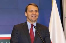 Cựu Ngoại trưởng Ba Lan rút lại bình luận gây tranh cãi về Putin