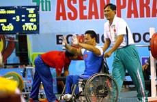 Đoàn thể thao Việt Nam có bước tiến vượt bậc ở Asian Para Games