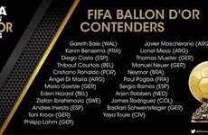 Quả bóng vàng 2014: Không Luiz Suarez, Đức chiếm số đông