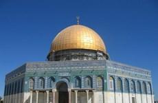 Nghị sỹ Israel thăm khu Núi Đền gây tranh cãi ở Jerusalem