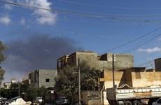 Libya: Giao tranh ác liệt bằng vũ khí hạng nặng tại Benghazi