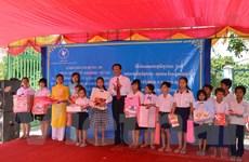 Trường Tiểu học Hữu nghị Khmer-Việt Nam khai giảng năm học mới