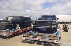 Siêu xe tới NewZealand trước chuyến thăm của ông Tập Cận Bình