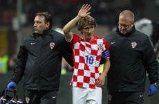 Luka Modric dính chấn thương: Cơn đau đầu của Carlo Ancelotti?