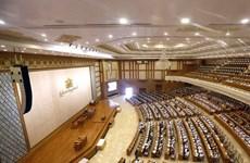 Myanmar thông qua dự luật trưng cầu ý dân về sửa đổi hiến pháp
