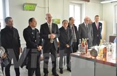 Rượu truyền thống Việt Nam bước đầu thâm nhập thị trường Đức