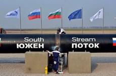 """Phản ứng của EC sau tin Nga dừng dự án """"Dòng chảy Phương Nam"""""""