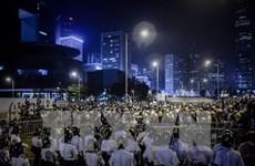 """Hong Kong: Cảnh báo """"sự kháng cự giận dữ"""" của người biểu tình"""