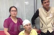 Giúp đỡ kịp thời cổ động viên Việt Nam bị hành hung ở Malaysia