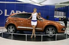 Doanh số bán ôtô tại Nga phục hồi nhờ chính sách trợ giá
