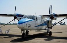 Trung Quốc bán hai máy bay Y-12E cho công ty của Mỹ