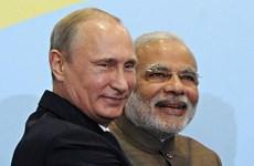 Tổng thống Nga Putin thăm Ấn Độ thúc đẩy quan hệ kinh tế