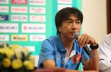 VFF và HLV Miura bàn kế hoạch thi đấu của tuyển Việt Nam