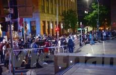[Photo] Cập nhật hiện trường vụ bắt cóc con tin tại Australia