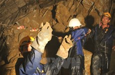 [Infographics] Toàn cảnh vụ sập hầm thủy điện ở Lâm Đồng