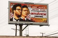 """Diễn viên """"ám sát Kim Jong-Un"""" ăn mừng phim được trở lại rạp"""