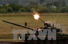 Nga dự định mời 40 nước tham gia các cuộc thi đấu quân sự