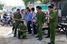 Truy bắt đối tượng dùng súng cướp tiệm game, tấn công cảnh sát