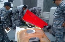 Có thể đã tìm thấy phần đuôi chiếc máy bay AirAsia mất tích
