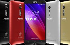 ASUS ra mắt mẫu Zenfone 2 với cấu hình ấn tượng, giá rẻ
