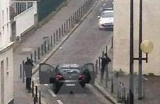 [Video] Pháp xác định danh tính 3 hung thủ vụ xả súng ở Paris
