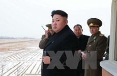 Ông Kim Jong-Un ra lệnh tăng cường đào tạo phi công quân sự