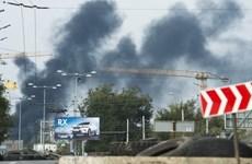 Lực lượng dân quân tìm thấy vũ khí Mỹ tại sân bay Donetsk