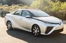 Toyota bắt đầu sản xuất đại trà xe dùng pin nhiên liệu hydro