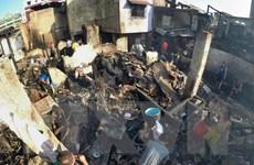 [Video] Đụng độ ở miền Nam Philippines làm hơn 30 người chết